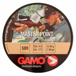 Пули пнев GAMO Master Point 4.5мм 500шт