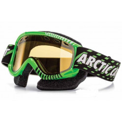 Очки снегох Arctic Cat  Max зеленые
