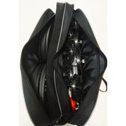 Набор жерлиц RodStars в сумке 10шт, пластиковая стойка катушка 90мм
