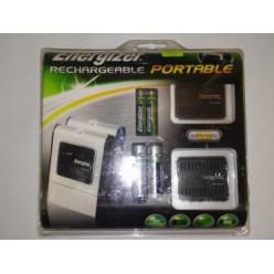 Зарядное устройство Energizer EU Portable Charg AA+AAA(391)