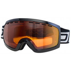 Очки снегоходные DD Goggle Elevator Black Orange Photochromic