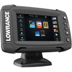 Эхолот Lowrance Elite-5Ti Mid/High/TotalSkan