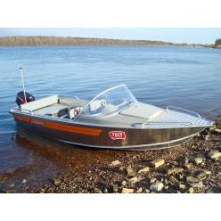 Лодка алюминиевая Wellboat 46