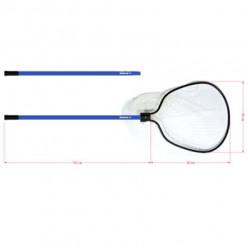 Подсак спиннинговый разборный Nautilus 65*58см ручка 120см