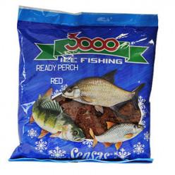 Прикормка зим готовая Sensas 3000 RED 0,5
