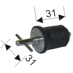 Пробка рез/запир.устройством (С11583S)