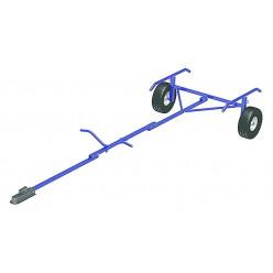Трейлер для транспортировки НЛ длиной до 3,8м