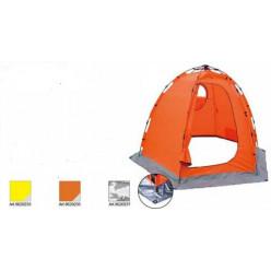 Палатка зимняя автомат SIWEIDA 2,3*2 оранжевая