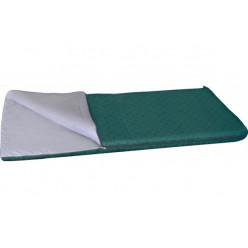"""Спальный мешок одеяло """"Валдай 450""""-нави 240/77 вес 1,9кг (-5+10)"""