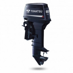 Лодочный мотор Tohatsu M 50D2 EPOS электро дист 74,5кг