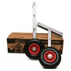 Транцевые колёса LAKER Transom Wheels(комплект 2шт)