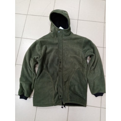 Куртка флисовая на молнии р.48 хаки