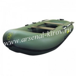 Лодка Бот Мастер ВМ300HF навесной транец