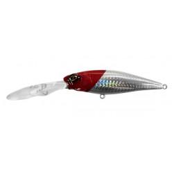 Воблер Tsuribito Deep Chok Long 80F/HH-154 Hight Hg.red head