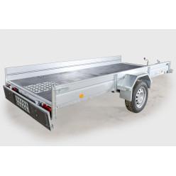Автоприцеп ЛАВ 81012А 3,5х1,5м