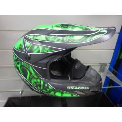 Шлем MX Тим Арктик зеленый L 5242-414