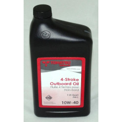 Моторное маслоTohatsu 4-Stroke 10W-40 Outboard Oil 0,946л 332823080