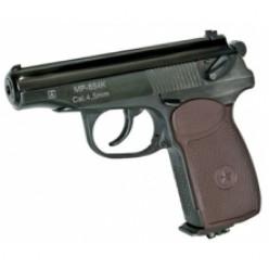 Пистолет газобалонный Макаров МР-654К Байкал