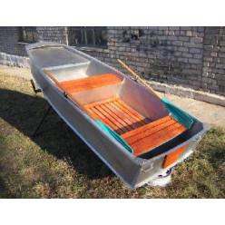 """Лодка """"Вятка-Профи 32""""дл.3,1м,тупоносая-10лс"""