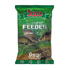 Прик Sensas3000 FEEDER Big Fish 1кг