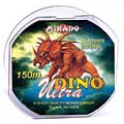 Леска MIKADO DINO ULTRA 0.30 150m.