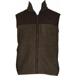 Жилет Canadian Camper флисовый FOKEL(цвет brown)р-р XL