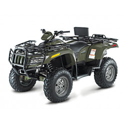 Квадроцикл Arctic Cat  Super Duty Diesel 700 Green 2014г