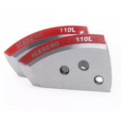 Ножи ICEBERG 110 (L) для V2.0
