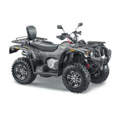 Квадроцикл STELS ATV 650YL EFI LEOPARD черный