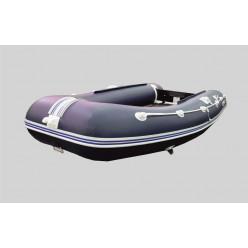 Лодка надувная транцевая Солар Оптима-380 синий