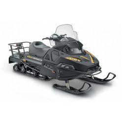 Снегоход STELS VIKING S600 2.0 ST чёрный