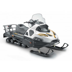 Снегоход STELS VIKING S600 2.0 ST CVTech белый