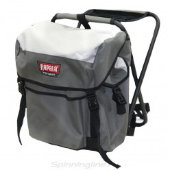 Рюкзак со стулом Rapala Sportsmans 30 Chair Pack серый
