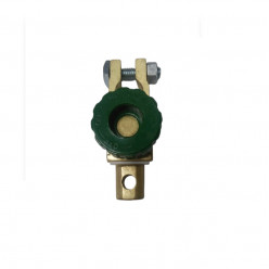 Клемма аккумуляторная быстроразъемная с прижимной пластиной 310079