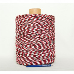 Шнур ШПП 6.0мм 24-прядный с сердеч.1кг цветной