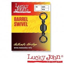 Вертлюжок Lucky  Barrel Swivel 5006-014