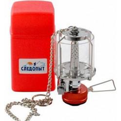 Светильник газовый СЛЕДОПЫТ-Светлячок пьезоэлектрический розжиг