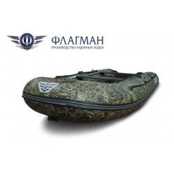 Надувная моторная лодка ФЛАГМАН-DK 320 камыш
