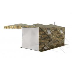 Палатка всесезонная Кубоид 3,60 двухслойная Берег