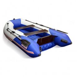 Надувная лодка STELS 275 Aeрo цвет синий/белый