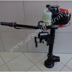Лодочный мотор HDX ТР 2 water JET Водомет