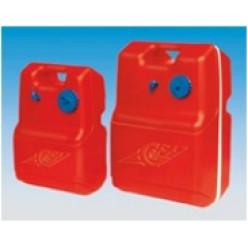 Бак топливный пластиковый 12 литров