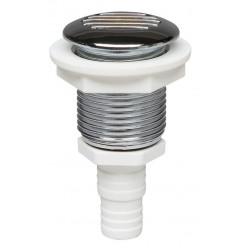 Клапан вентиляции топл бака диам 17-19 м (хром)