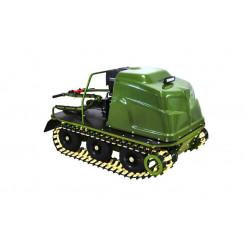 Всесезонный мотобуксировщик KOiRA T 20 ER PRO (20 л/с) Эл/стартер, реверс редуктор - задний ход