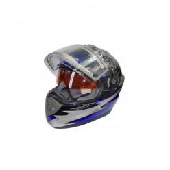Шлем интегральный OCTANS FAME EDL 094 cер/син XL