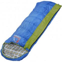 Спальный мешок VERMONT XL L-zip от -8С(одеяло с подголовником 185+35*95см)