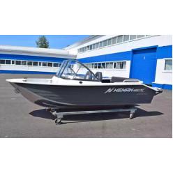 Алюминиевая лодка Neman-450DC New S