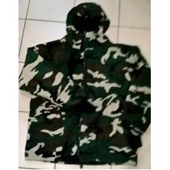 Куртка флисовая на молнии НАТО р.56