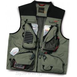 Жилет разгрузочный Shallows Vest зелёный р-р L