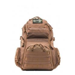 Рюкзак тактический RU 011 цвет Бежевый ткань Оксфорд 40л